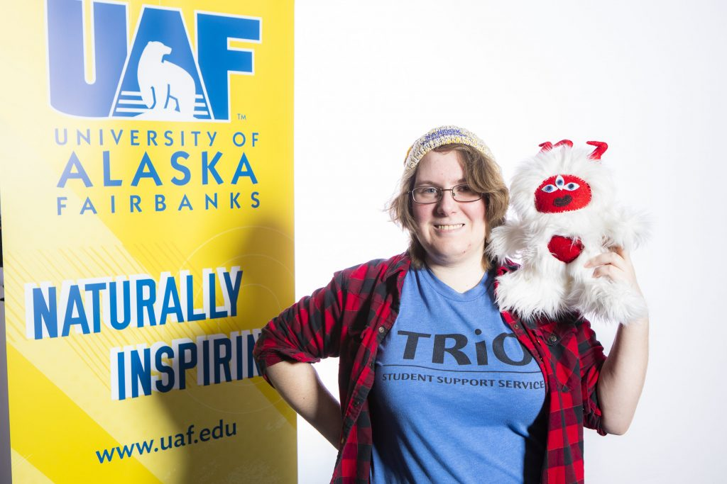 UAF students and advocates celebrated at National TRiO Day